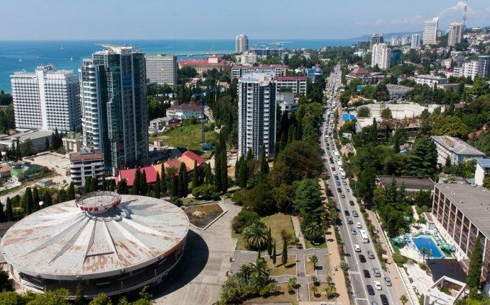 Город Сочи | ФОТО НОВОСТИ