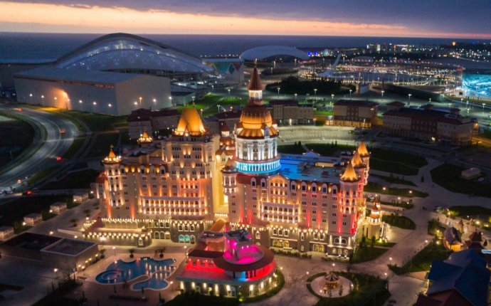 Горящие туры в Сочи 2017- цены на отдых в Сочи (Россия) – выгодные