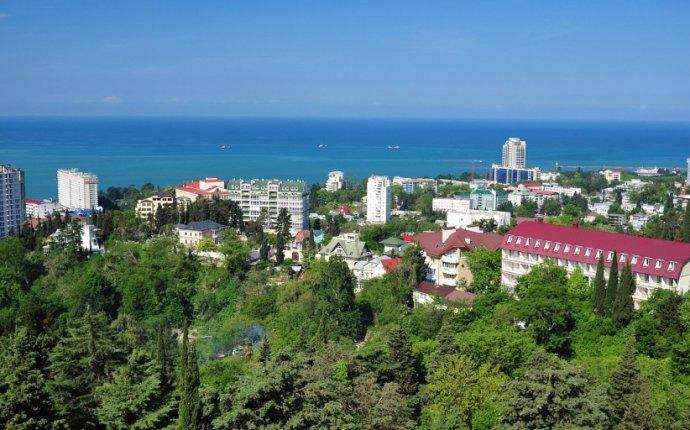 Горящие туры в Сочи в июле 2017 - цены на отдых в Сочи – выгодные