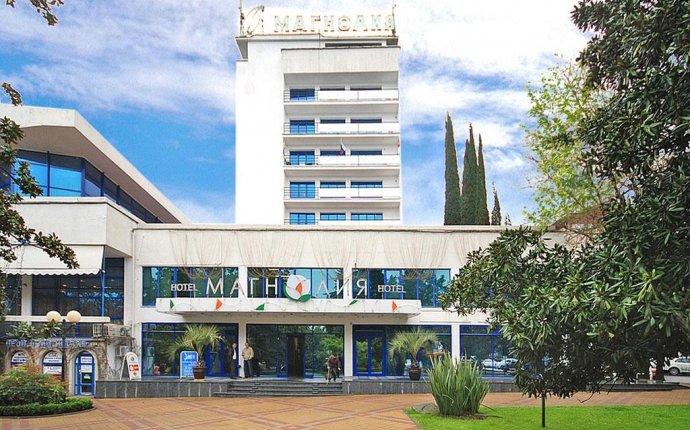 Гостиница Сочи-Магнолия Сочи цены, бронирование, отдых, фото