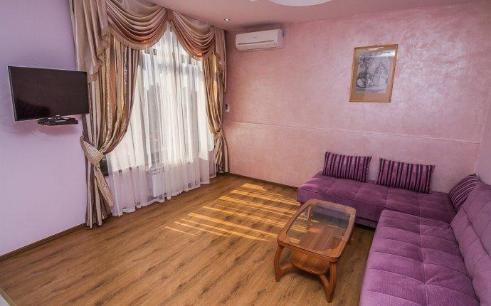Недорогая частная гостиница в Сочи