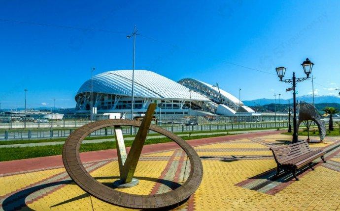 Олимпийский парк (Нижнеимеретинская Бухта): отдых в Олимпийском