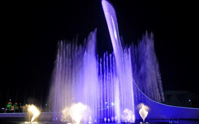Олимпийский парк Сочи — официальный сайт