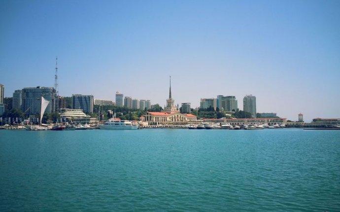 Отдых на Черном море. Размещение в Сочи