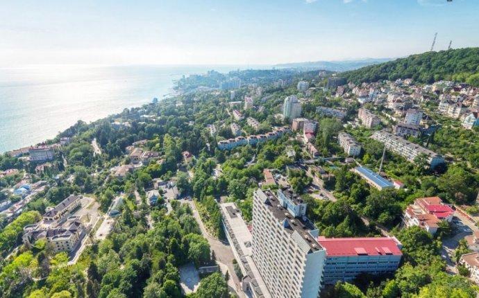 Отдых в Сочи - особенности русских курортов