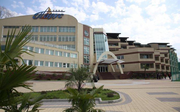 Отель Гостиничный комплекс Парус Главный Корпус (Россия Сочи