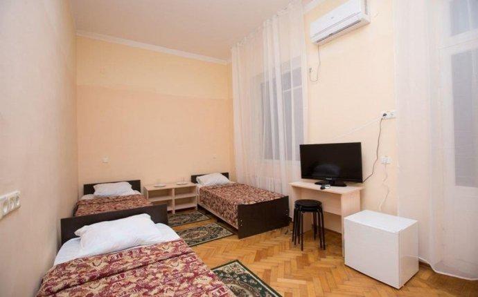 Отель Орджоникидзе , Сочи — официальный сайт «Едем с ребенком
