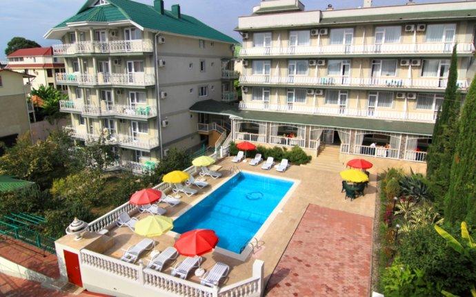 Отель Сочи Парк Отель (ex. Azimut Hotel Sochi) 3*, Адлер, Россия