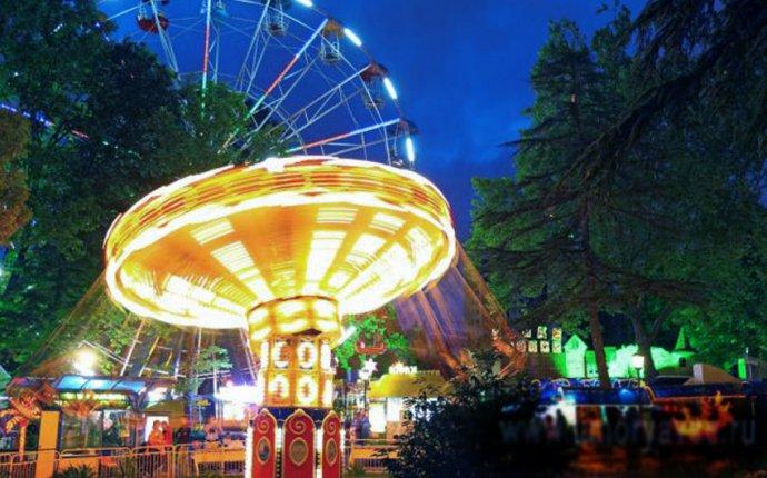 Развлечения для взрослых, детей в Сочи и поездки на море