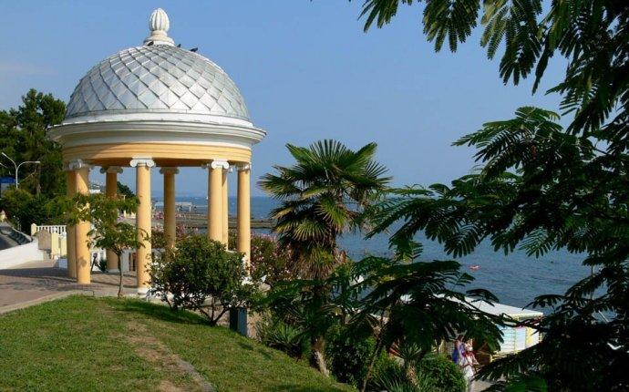 Самые романтичные места в Сочи — Суточно.ру