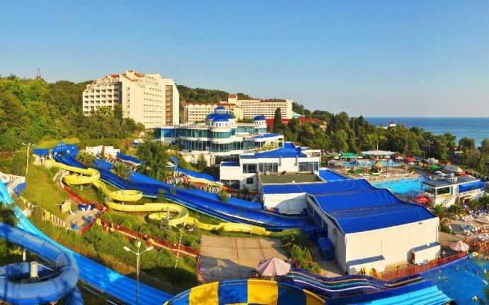 Сочи: как выбрать хороший отель для отдыха с детьми на море