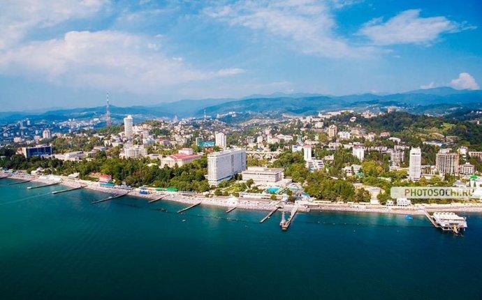 Сочи летом - Туристическое агентство Амарко ТКС