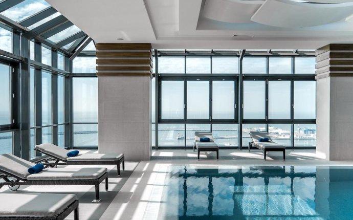 Сочи, отели у моря - 15 лучших отелей с бассейном и пляжем. Цены